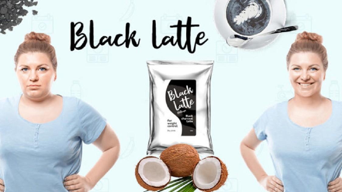 Black latte - pour minceur - pas cher – comprimés  - sérum