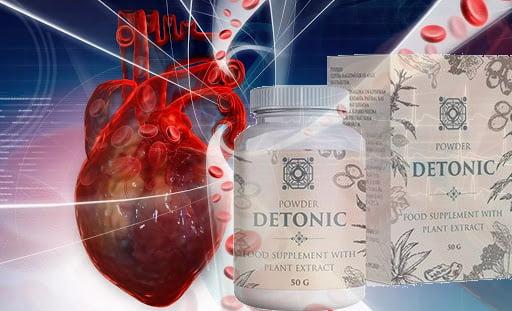 Detonic – pour l'hypertension - France – effets – dangereux